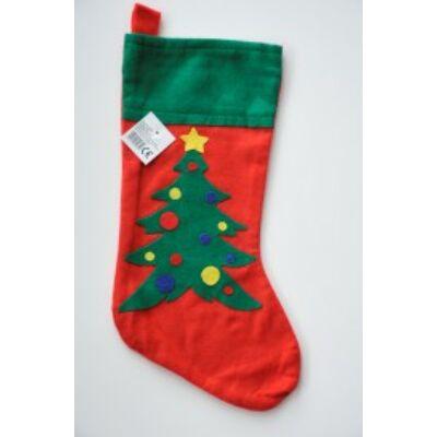 Csomag Karácsonyi csizma Karácsonyfa